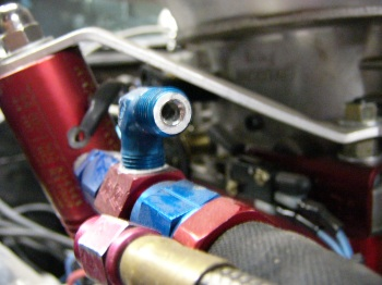How To Make Fuel Bleed Fittings For Nitrous Systems