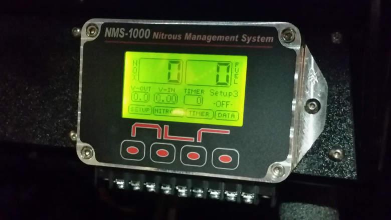 NMS 1000 Progressive Nitrous Controller