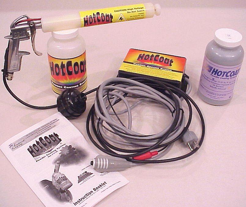 Powder Coating Equipment Eastwoods Hotcoat Gear Review